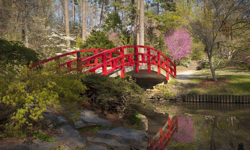 Bridge of the Sandhills NC