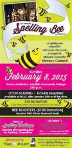 11th Annual Spelling Bee