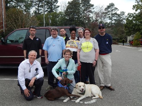 Linden Lodge Supports C.R.O.P. Walk