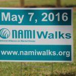 May 7 2016 NAMIWalks