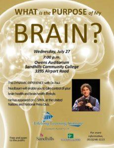 Nussbaum Brain Program 2016
